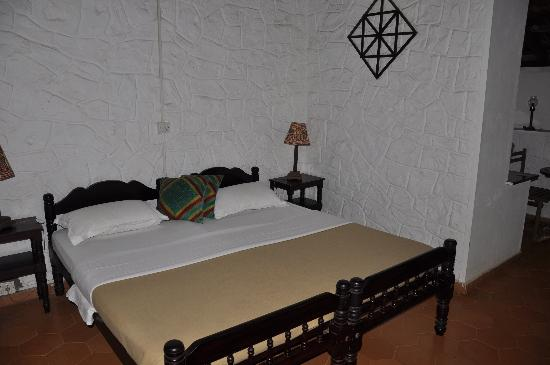 Annapara Home Stay: Bedroom