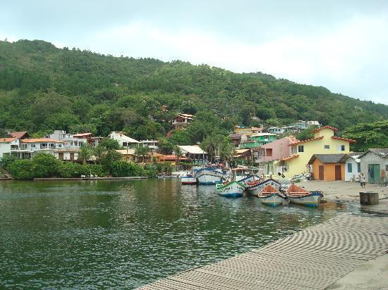 Mar de Canasvieiras Hotel & Eventos: Un cuadro- Barra das Lagoa