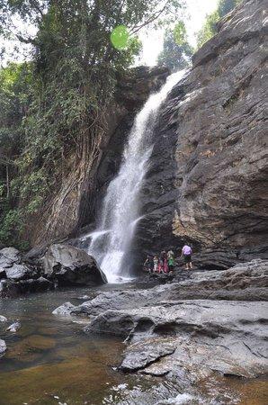 Kalpetta, Indien: Soochipara falls