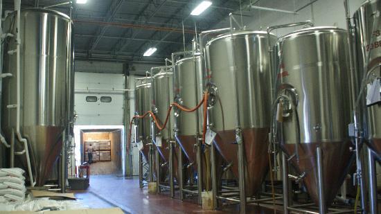 Mayflower Brewing Company: Cellar