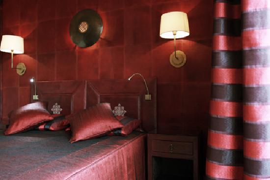La Maison Arabe: standard room