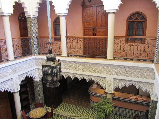 Riad Dar Mimouna Hotel : Arquitectura...