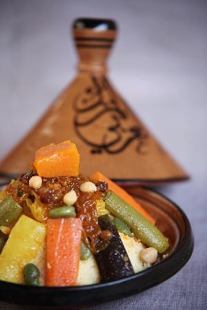 La Maison Arabe: Couscous