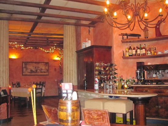 La Griglia: Perfect restaurant