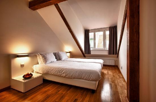 Vysehrad Castle SUITE: Nebbiolo first double bedroom
