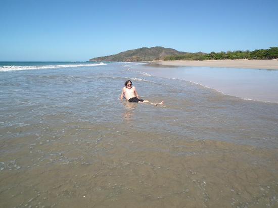 Hotel Las Tortugas: HERMOSA PLAYA GRANDE