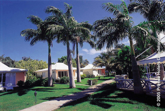 Hotel Residence Golf Village: Jardin_Hotel_Golf_Village_Guadeloupe