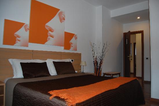 B&B Trastevere Rooms : camera matrimoniale