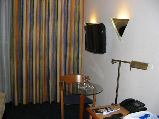 Insel Hotel : Detalle habitación