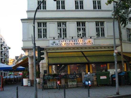 Insel Hotel : Un buen café cerca del hotel