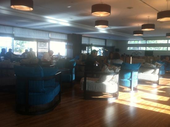 EPIC SANA Luanda Hotel: Epic Sana Lobby