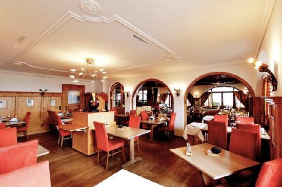 Fidazerhof: Restaurant