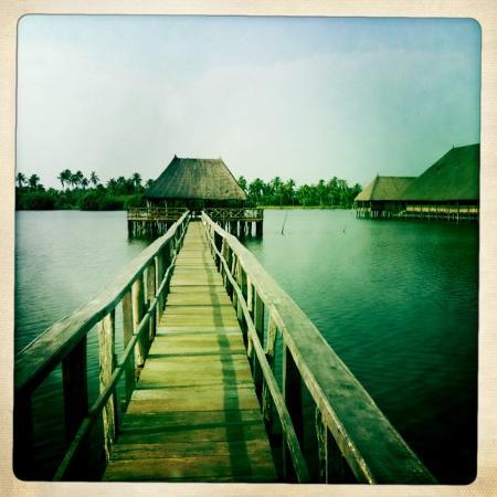Ouidah, เบนิน: Casa del Papa