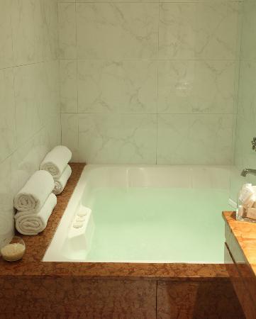 دازلر تاور سان مارتين: Bathroom