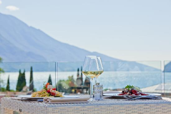 Hotel Kristal Palace - Tonelli Hotels: Sky Pool Gourmet Restaurant