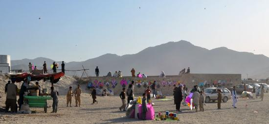 Afghans4Tomorrow Guest House: Kite Runners of Kabul