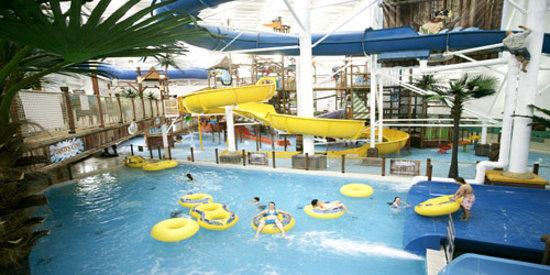 Funtasia Waterpark: Slip, Soak & Splash