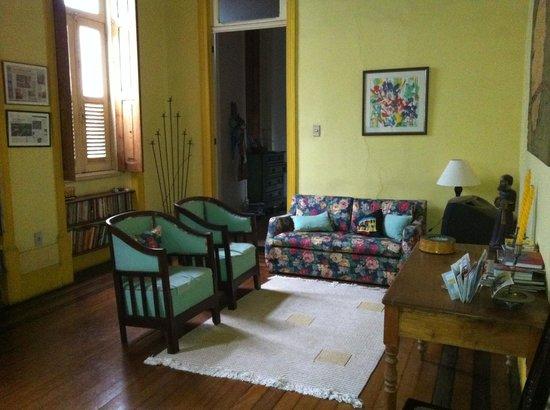 Casa da Renata B&B: interno