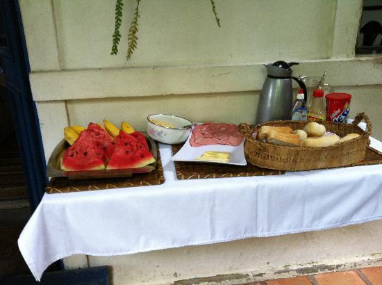 Casa da Renata B&B: colazione