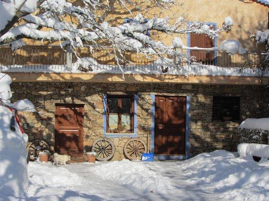 Fonni, Ιταλία: L' agriturismo
