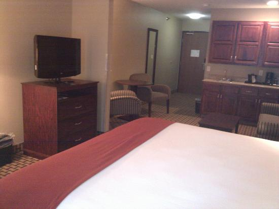 Holiday Inn Express O'Neill: Clean, Clean and Clean