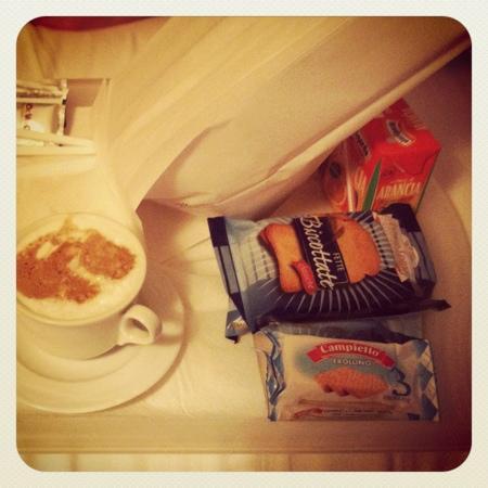 Hotel Meridiana: colazione
