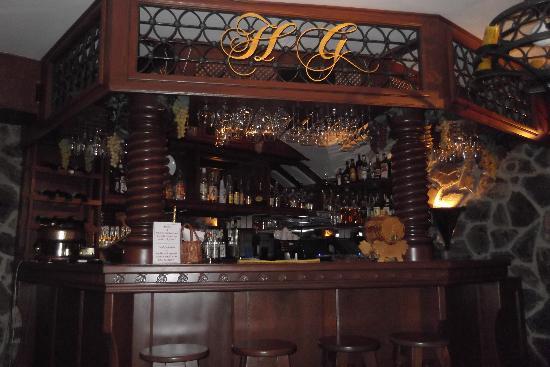 Hotel General: Downstairs Bar