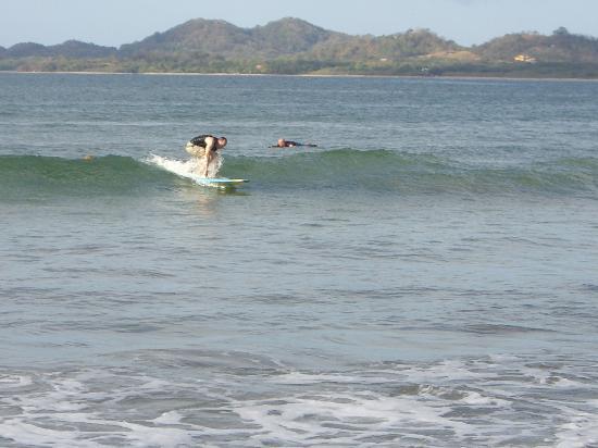 Harry's, El Escondite: Surfin in Tamarindo