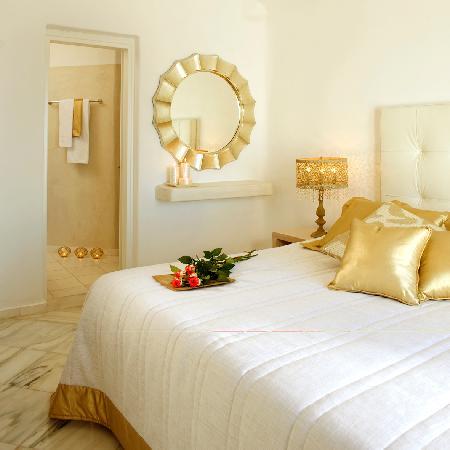 Gold Suites: Luxury accommodation