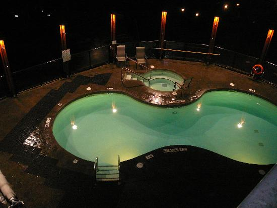 Old House Hotel & Spa : The pool