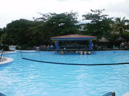 Hotel Riu Playacar : muy linda pileta