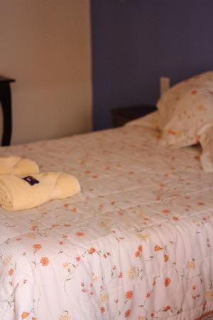 Hosteria Patagonia: bed-room 3