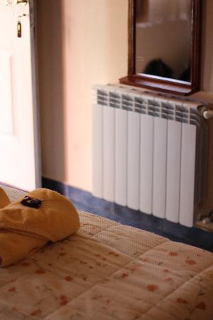 Hosteria Patagonia: heating was excellent!