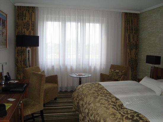 BEST WESTERN PLUS Hotel Böttcherhof: sehr moderne und saubere Zimmer
