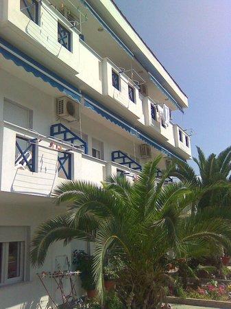 Keramoti, Greece: hotel
