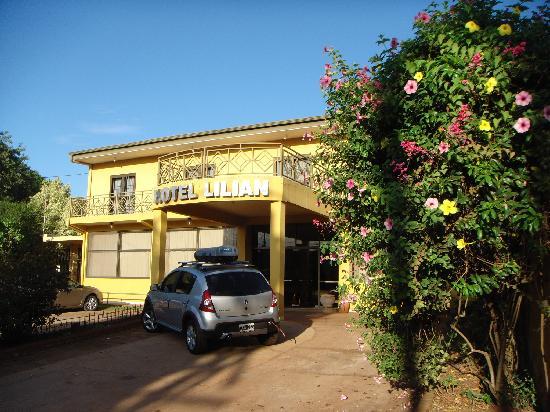 Residencial Lilian: Hotel Lilian. Puerto Iguazu.