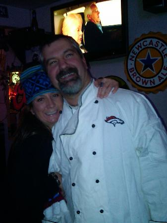 19th Street Diner: Owner Rick and GM Katie Bell