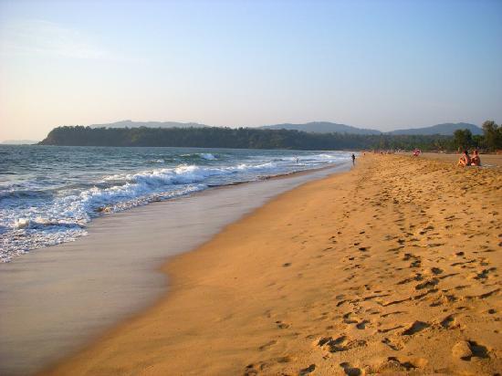 Beautiful Agonda beach!