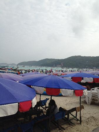 Ko Larn, Thailand: 1 of the Beaches on Koh Larn