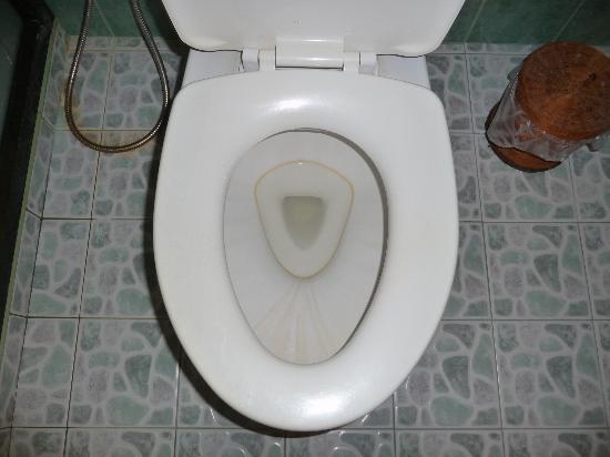 Buritara Resort & Spa at Koh Phangan: toilettes sales