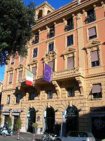 Best Western Hotel Astrid: Esterno