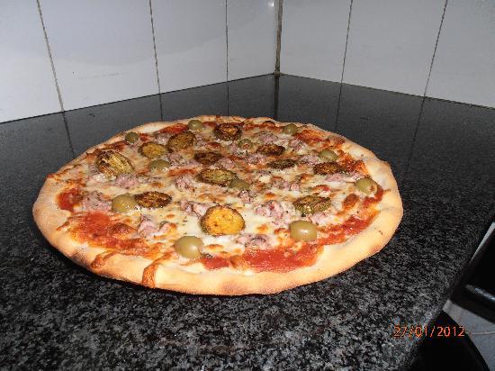 Punto Pizza: Pizzaaaaaa