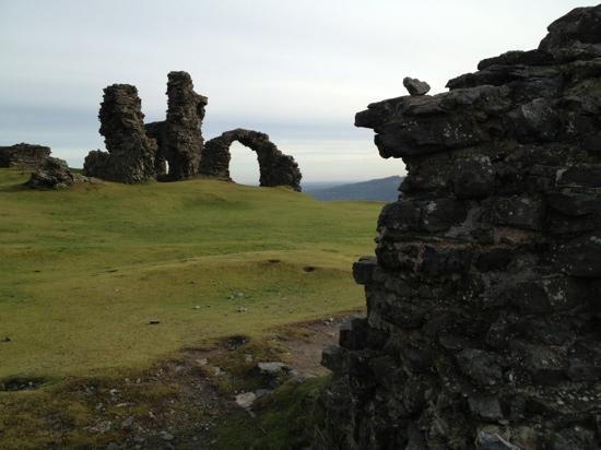 Llangollen, UK: Castell Dinas Bran