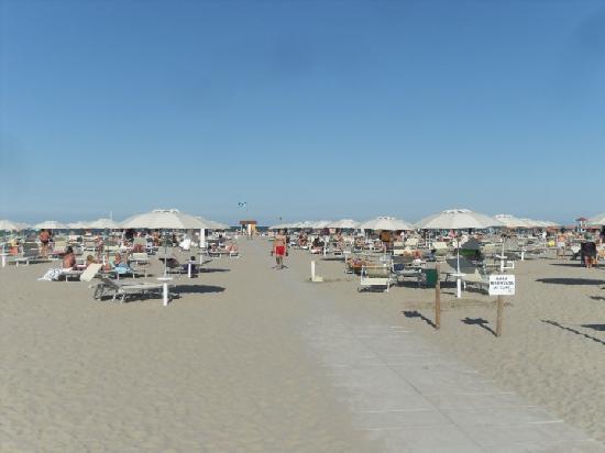 Lido di Spina, Italia: La Spiaggia