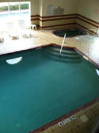 Country Inn & Suites By Carlson, Columbia : pool