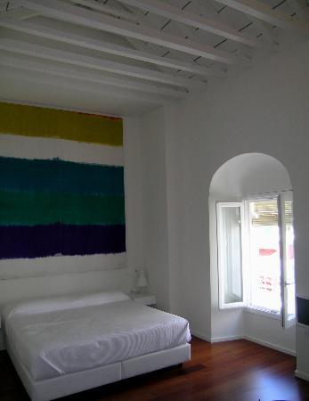 Hotel Viento 10: Suite Sleeping Area