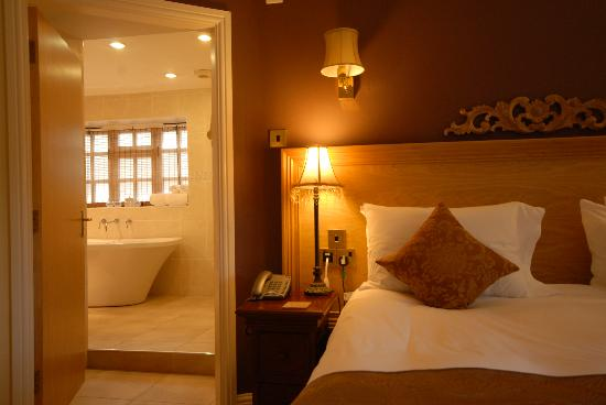 Losehill House Hotel & Spa: The Edale Suite
