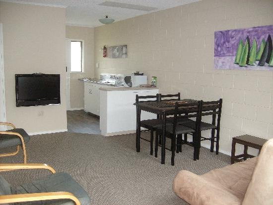 Aarangi Tui Motel: Family Suite