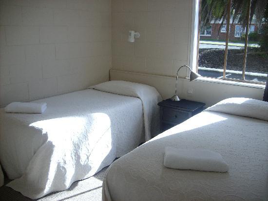Aarangi Tui Motel: Twin Room