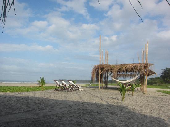 Merecumbe Hotel : the beach!
